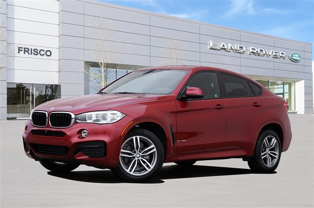 Pre-Owned 2016 BMW X6 sDrive35i