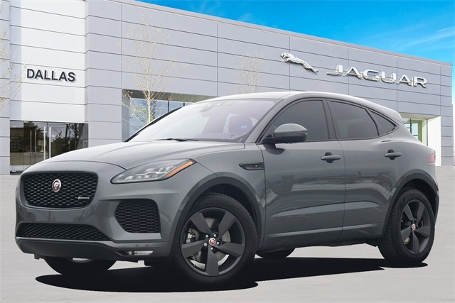 Certified Pre-Owned 2020 Jaguar E-PACE Checkered Flag Edition