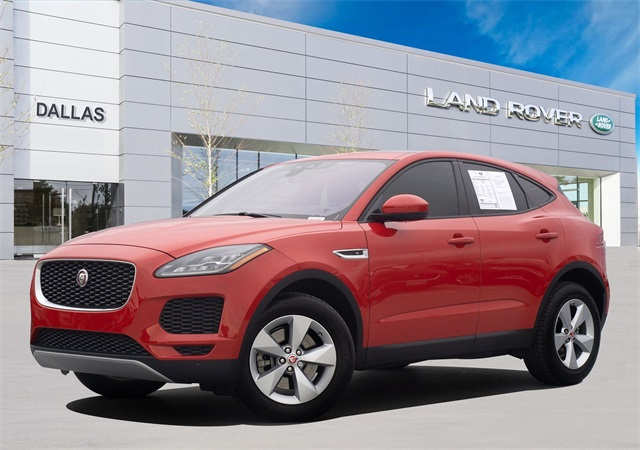 Certified Pre-Owned 2019 Jaguar E-PACE S *COURTESY VEHICLE* 380W MERIDIAN SOUND - HEATED SEATS - HOMELINK - PWR TAILGATE - APPLE CARPLAY AND MORE!*