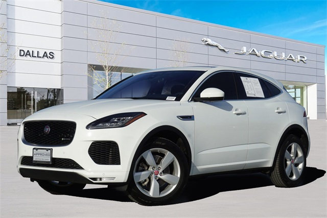 Certified Pre-Owned 2019 Jaguar E-PACE R-Dynamic *COURTESY VEHICLE*