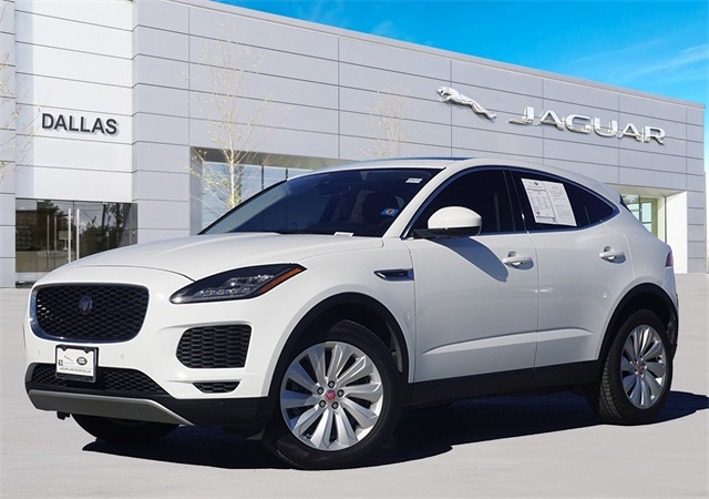 Certified Pre-Owned 2019 Jaguar E-PACE SE *COURTESY VEHICLE* DRIVE PCK - COLD CLIMATE PCK - INTERACTIVE DRIVER DISPLAY - SMARTPHONE PCK AND MORE!*