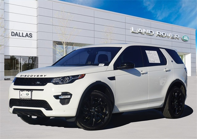 Certified Pre-Owned 2019 Land Rover Discovery Sport HSE *COURTESY VEHICLE* DYNAMIC DESIGN PCK