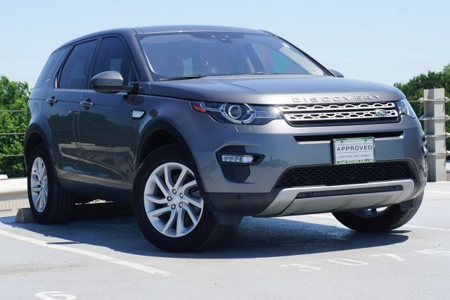 Certified Pre-Owned 2018 Land Rover Discovery Sport HSE