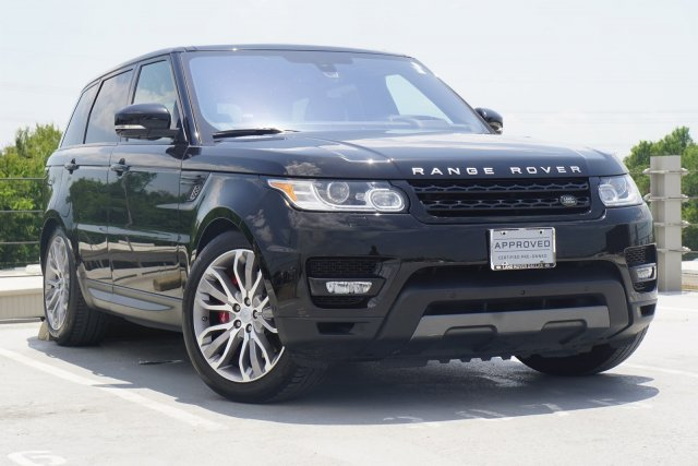 Certified Pre-Owned 2016 Land Rover Range Rover Sport 5.0L V8 Supercharged Dynamic