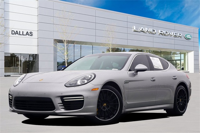 Pre-Owned 2015 Porsche Panamera Turbo *$165,800 MSRP - SPORT CHRONO PCK - SPORT EXHAUST - PORSCHE CERAMIC COMPOSITE BRAKE (PCCB)*