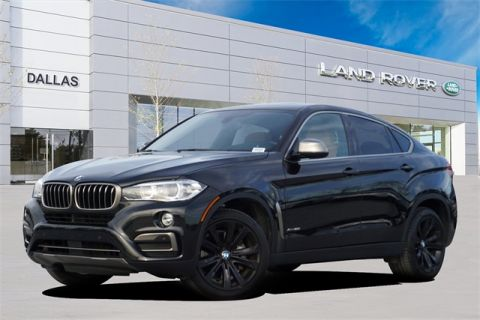 "Pre-Owned 2017 BMW X6 xDrive50i *$87,495 MSRP - 20"" WHEELS - DYNAMIC HANDLING PCK - EXECUTIVE PCK - COGNAC INTERIOR DESIGN PCK - APPLE CARPLAY - COOLED FRONT SEATS AND MORE!*"