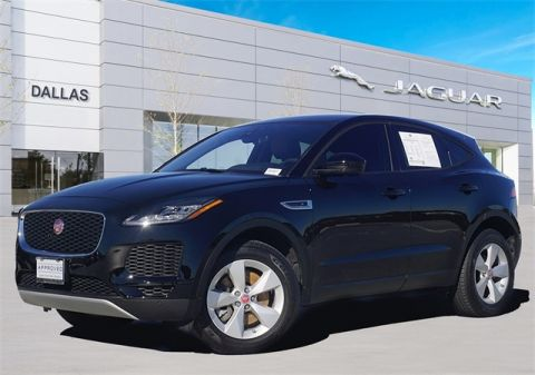 Certified Pre-Owned 2019 Jaguar E-PACE S *COURTESY VEHICLE* 380W MERIDIAN SOUND - SIRIUS & HD RADIO - HEATED SEATS - KEYLESS ENTRY - SMARTPHONE PCK - POWERED TAILGATE - HOMELINK AND MORE!*