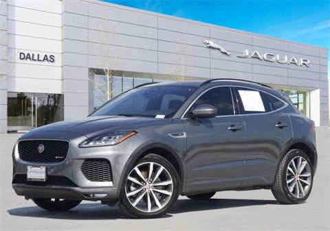 Certified Pre-Owned 2018 Jaguar E-PACE R-Dynamic *COURTESY VEHICLE* COLD CLIMATE PCK - FIXED PANORAMIC ROOF - HEATED SEATS AND MORE!*
