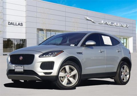 "Certified Pre-Owned 2019 Jaguar E-PACE SE *COURTESY VEHICLE* 19"" WHEELS - FIXED PANORAMIC ROOF - SIRIUS & HD RADIO - 14 WAY HEATED SEATS - SMARTPHONE PCK - KEYLESS ENTRY - HOMELINK AND MORE!*"