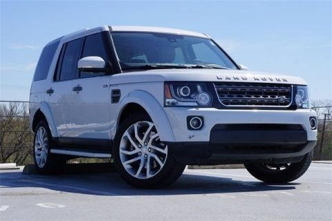 Certified Pre-Owned 2016 Land Rover LR4 LE