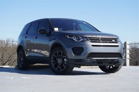 New 2019 Land Rover Discovery Sport Landmark Edition