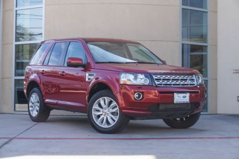 Pre-Owned 2013 Land Rover LR2 LE