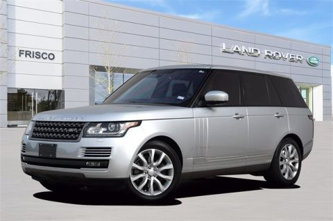 2016 Land Rover Range Rover 3.0L V6 Supercharged HSE