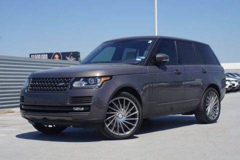 Who Owns Range Rover >> 72 Certified Pre Owned Land Rovers In Stock Land Rover Dallas