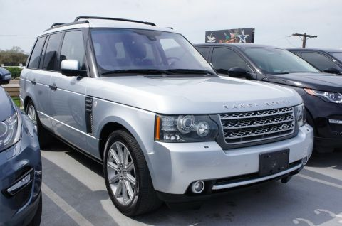 Pre-Owned 2011 Land Rover Range Rover Supercharged