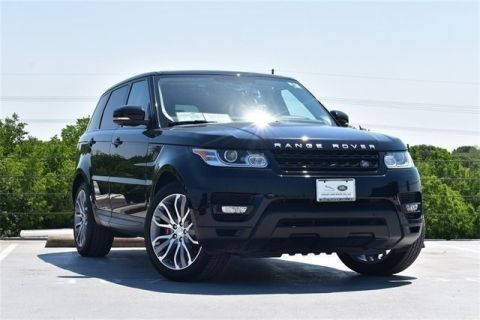 Pre-Owned 2014 Land Rover Range Rover Sport 5.0L V8 Supercharged Dynamic