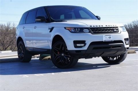 Pre-Owned 2016 Land Rover Range Rover Sport 5.0L V8 Supercharged Dynamic