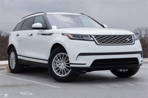New 2019 Land Rover Range Rover Velar P250 Base