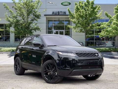 New 2020 Land Rover Range Rover Evoque S 4D Sport Utility